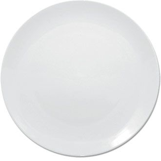 Bali Rent round plate 21cm
