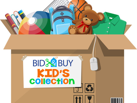 Kiddo Toys, Clothing, and Essentials Auction!