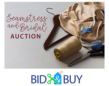 This auction is SEW for you!