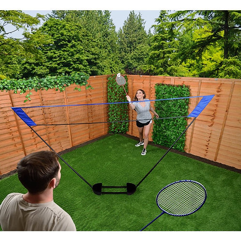 Quick Set Up Professional Badminton Set