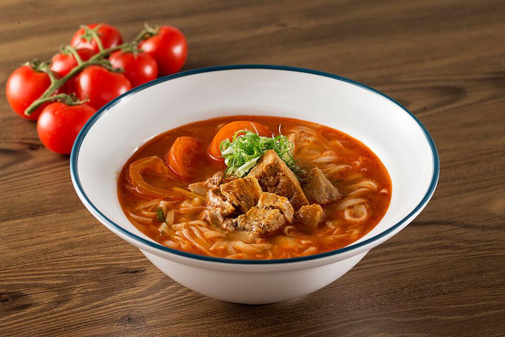 海防番茄牛腩湯粉