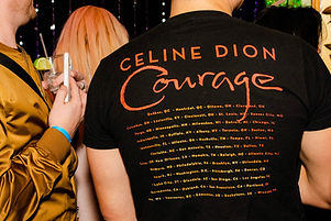 Celine Dion Courage