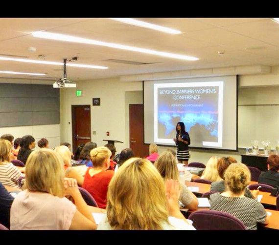 Beyond Barriers Conference in California