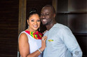Chris Attoh's wife shot dead in Maryland, USA