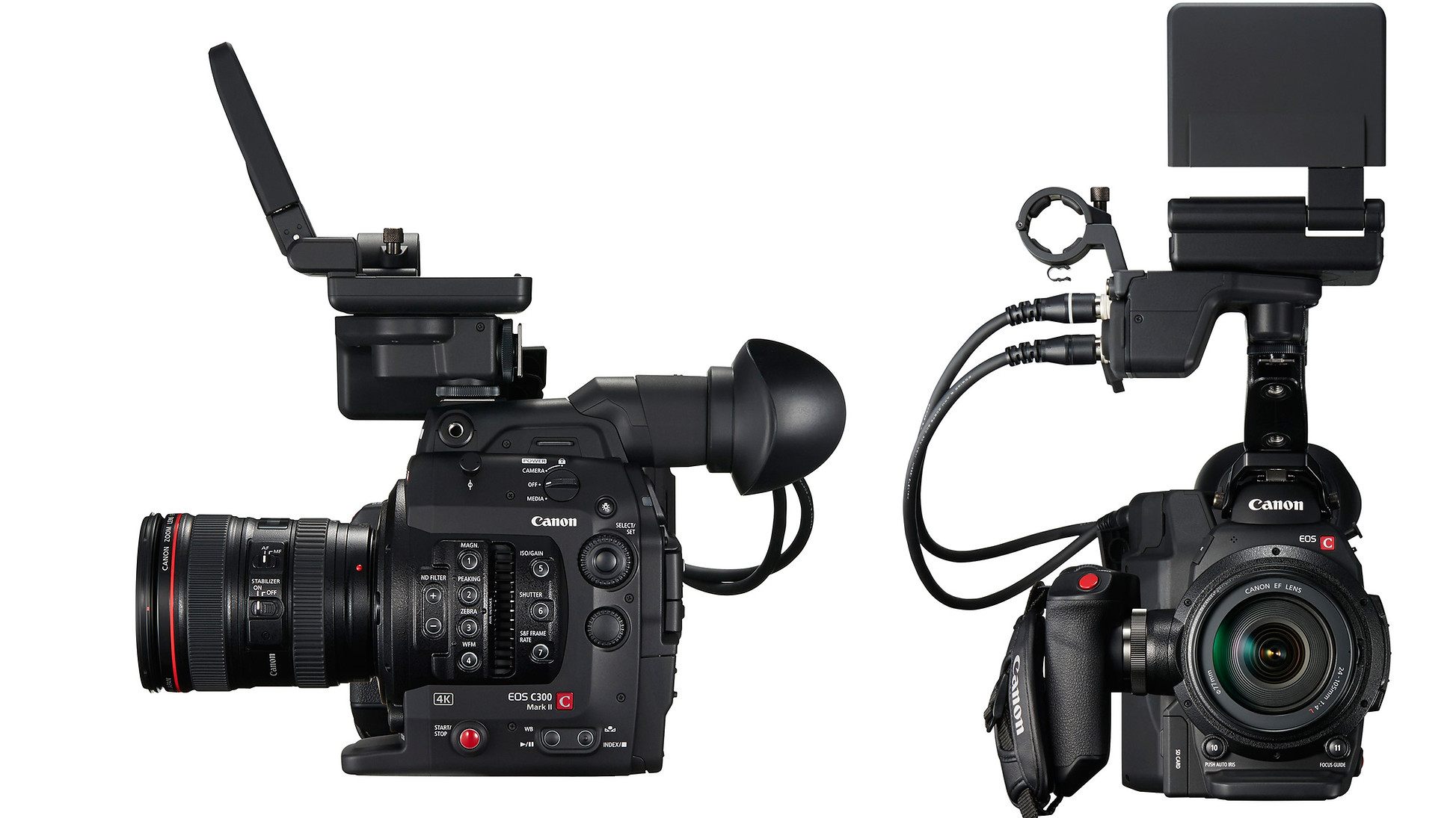 Canon C300 mkII Video Journalist vjnow.com Journalist Denmark