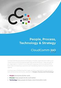People. Process, Technology & Strategy.p