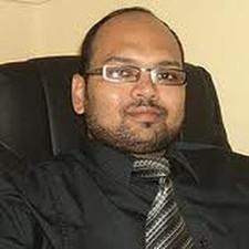 Ravindra Agrawal, Finance Committee Lead