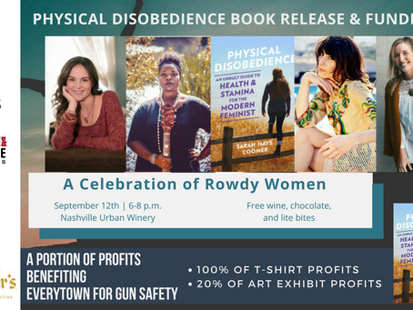 Physical Disobedience Celebration & Fundraiser