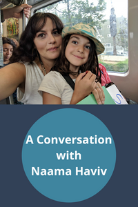 Naama Haviv interview with author, Sarah Hays Coomer