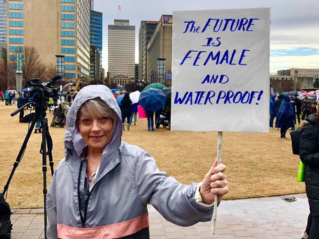 Rally in the Rain - 2019 Women's March Nashville (VIDEO)