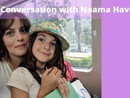 A Conversation with Naama Haviv