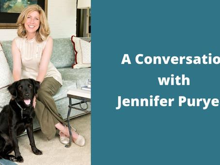 A Conversation with Jennifer Puryear