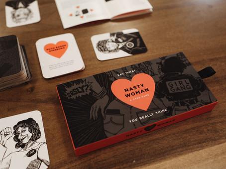 11/28: NASTY WOMAN GAME NIGHT