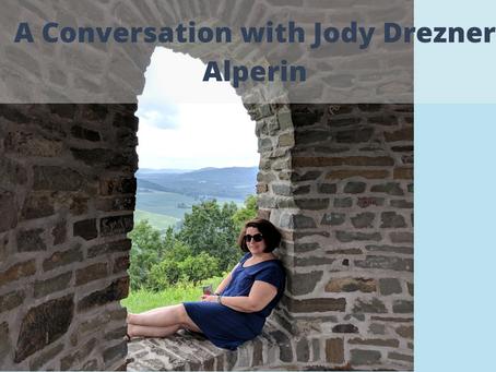 A Conversation with Jody Drezner Alperin