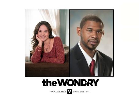 Conversation at Vanderbilt's Wond'ry Innovation Lab