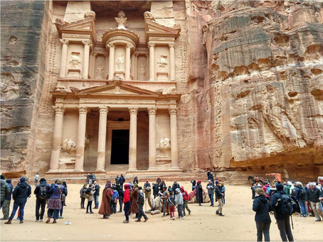 Lessons in Sustainable Tourism from Jordan