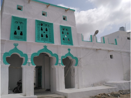Kaplan RPI Program Supports Restoration of Yemen's Islamic Heritage