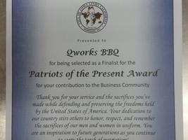 Patriots of the Present Award: City of Loma Linda