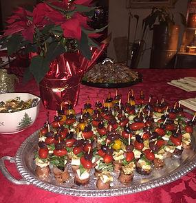 QWorks Food Table