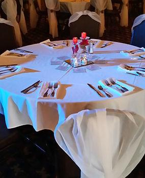 QWorks Wedding Table