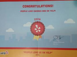 Yelp 2016 Award: Jeremy Stoppleman, Yelp CEO