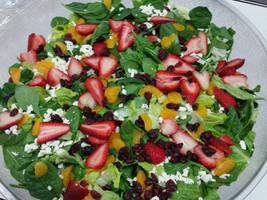 Qworks Salad