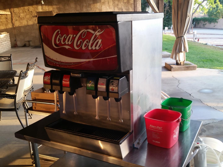 Portable Soda Machine