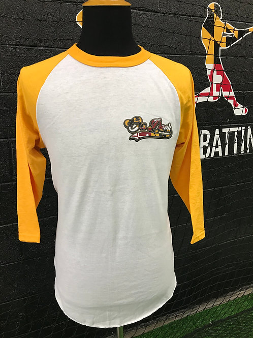 On Deck Baseball 1/2 Sleeve Shirt