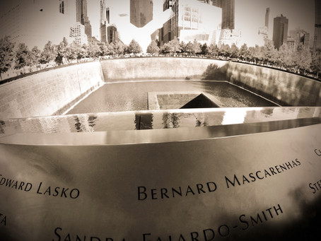9.11.01 - A Memory...