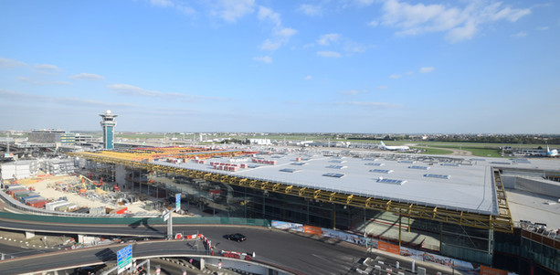 Jonction Orly Sud-Ouest
