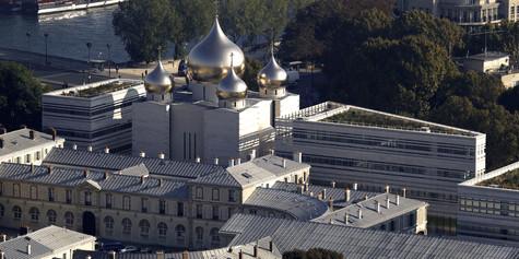 Centre Spirituel et Culturel Orthodoxe Russe