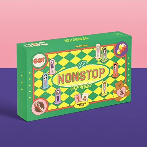 "OH MY GIRL collaborates with European Producers on comeback album ""Nonstop"""