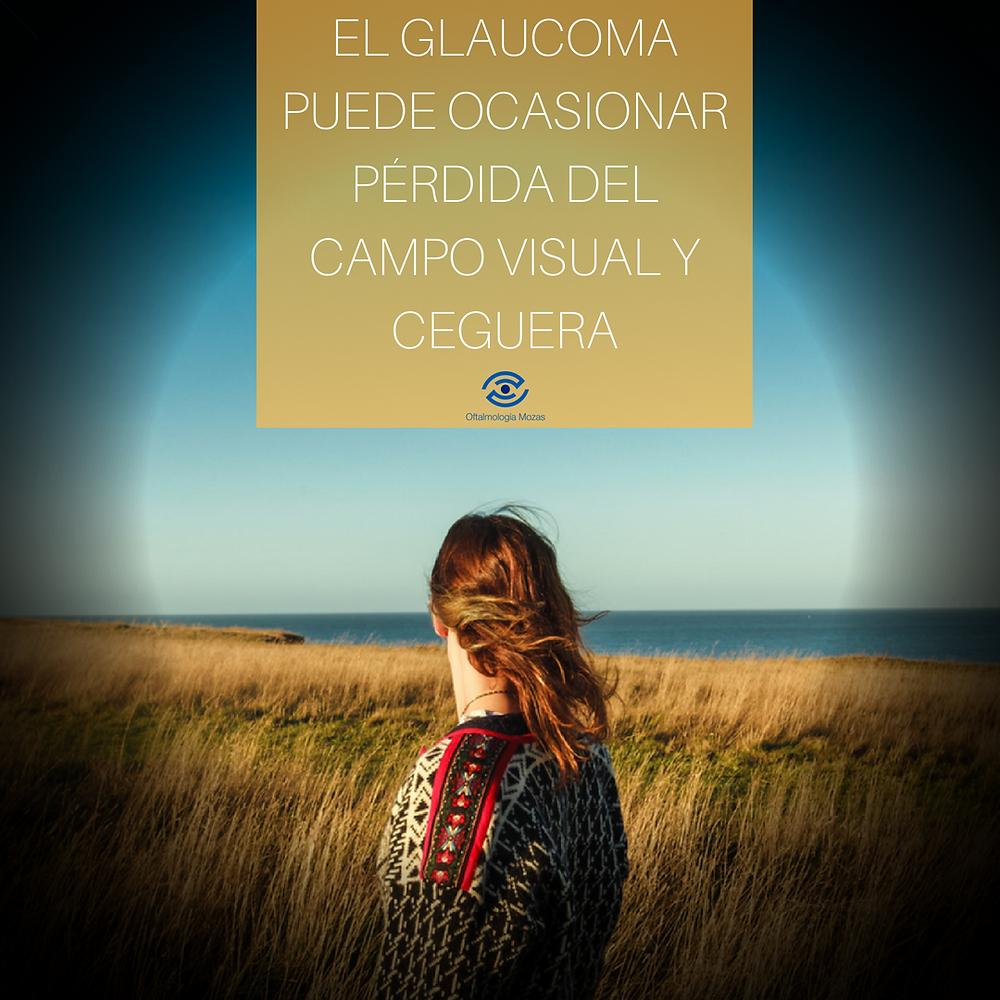Oftalmologia Mozas, Glaucoma