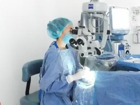 Tipos de lentes para cirugía de catarata con facoemulsificación