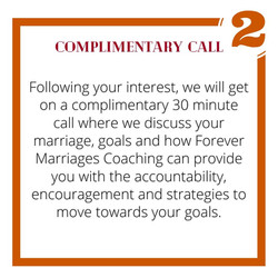 Christian Marriage Counseling Packages for Millennial Marriages Step 2