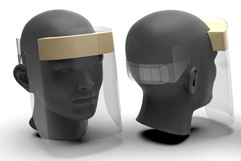Face Shield / Visor From