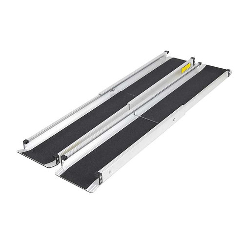 telescopic Channel Ramps - Pair - with Carry Bag