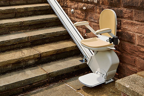 Acorn 130 : Outdoor Stairlifts