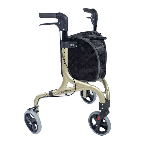 Freestyle 3 Wheel Rollator
