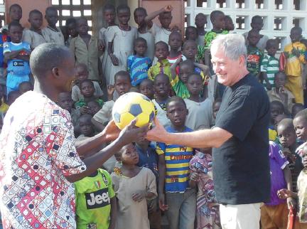L'initiative - Un Gaulois au Togo