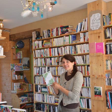 Elise et la librairie