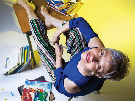Carole Boudais-Savé // Stimuler pour mieux grandir