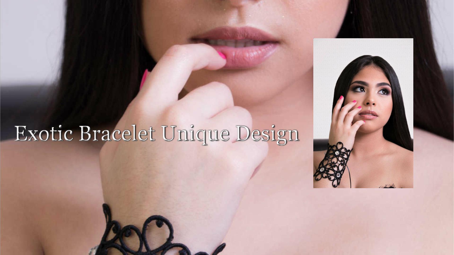 exoticc braceltt