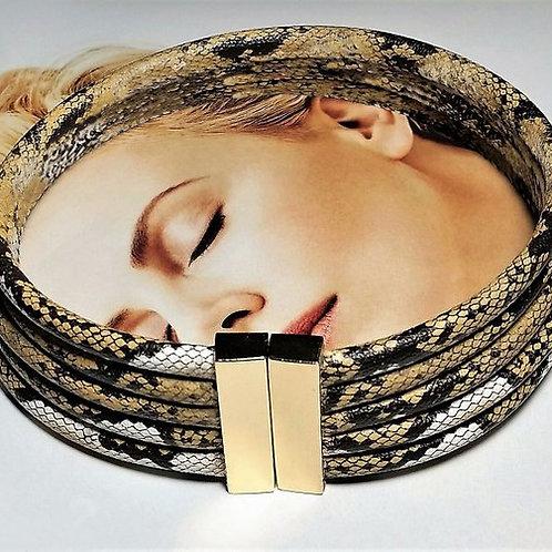 Choker Necklace for Women, Custom Jewelry, Kim Kardashian Multi Layer Choker, Sn