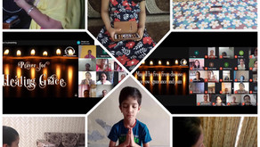 21- day Online Global Prayer Session by Sadhu Vaswani Mission
