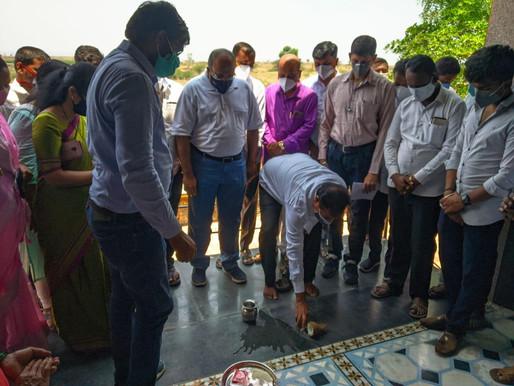 Sadhu Vaswani Mission sets up COVID Care Centre at Purandar Taluka