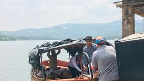 Crossing the Rivers, Traversing Mountains, Sadhu Vaswani Mission Serves Remote Villages!