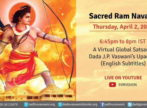 Global Connect online: Sadhu Vaswani LIVE Satsangs