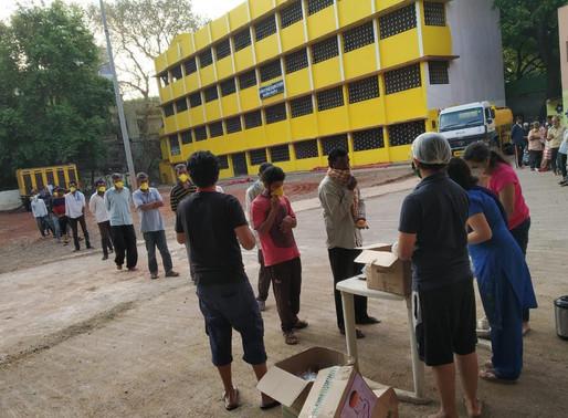 Sadhu Vaswani Mission Serves In Corona Epidemic