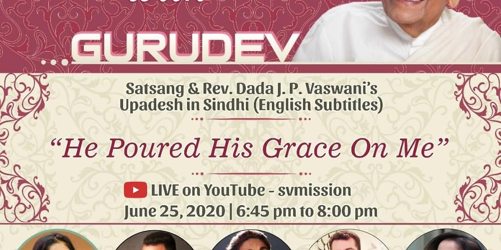 LIVE Satsang & Dada Vaswani's Inspirational Talk